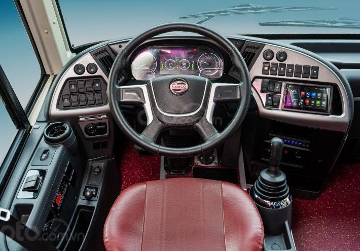 Cần bán xe khách Samco 47 chỗ sản xuất năm 20214