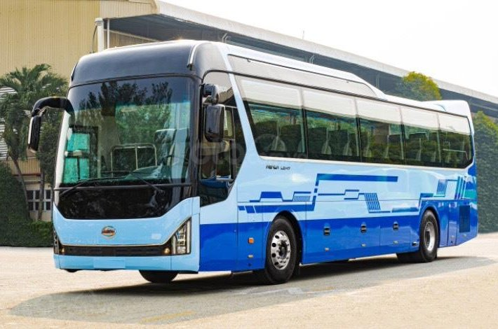 Cần bán xe khách Samco 47 chỗ sản xuất năm 20210