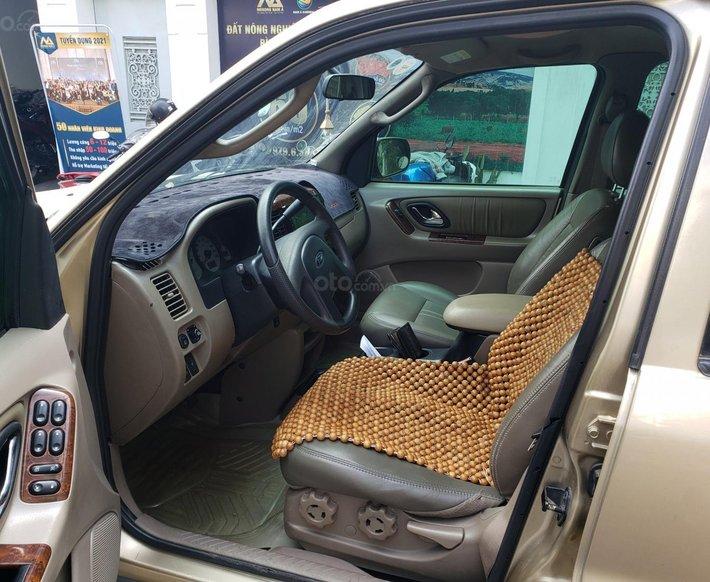Cần bán lại xe Ford Escape đời 2003, xe nhập chính chủ, giá cạnh tranh10