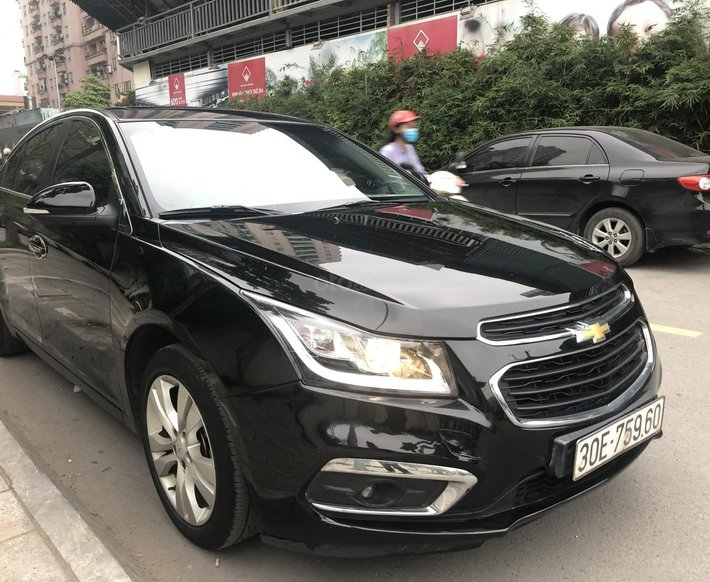 Bán xe Chevrolet Cruze đời 2017, giá 432 triệu, liên hệ chủ xe, Anh Thập0