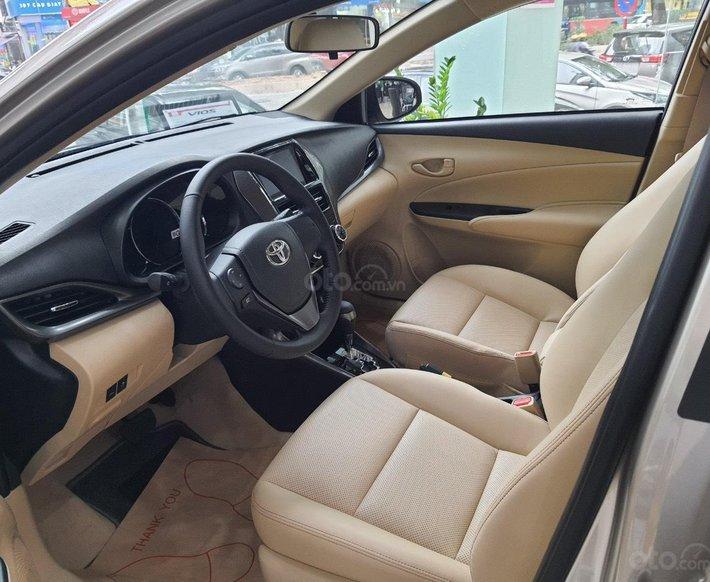 Toyota Vios G 2021 - Giảm tiền mặt, BHVC, KM phụ kiện TG 50tr - giá tốt nhất tại Hà Nội3