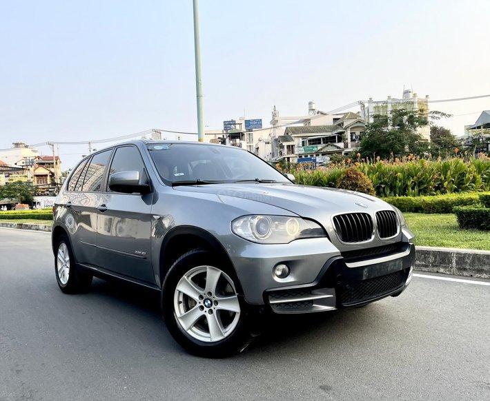 BMW X5 3.0 nhập Mỹ 2010, loại form mới, màu xám, full đồ chơi cao cấp, cửa sổ trời Panorama0