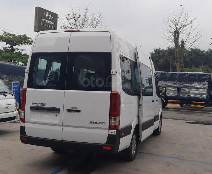 Hyundai Hà Nội - Hyundai Solati New 2020, giá chỉ 1 tỷ5