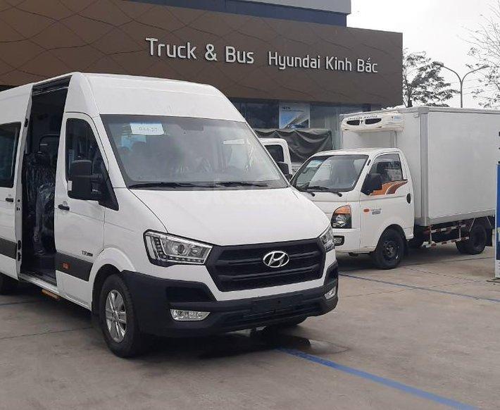 Hyundai Hà Nội - Hyundai Solati New 2020, giá chỉ 1 tỷ2