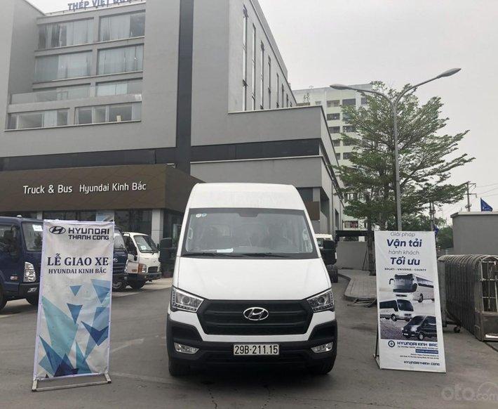Hyundai Hà Nội - Hyundai Solati New 2020, giá chỉ 1 tỷ1