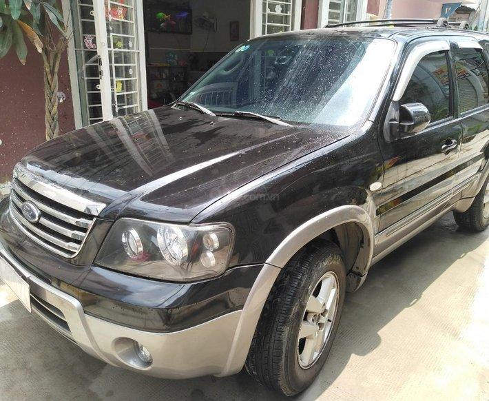 Cần bán xe Ford Escape sản xuất 2007, có cruise control, chính chủ0