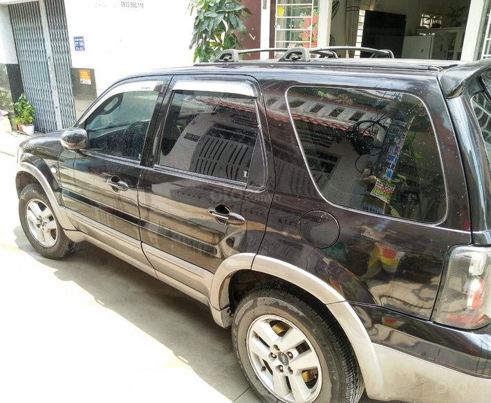 Cần bán xe Ford Escape sản xuất 2007, có cruise control, chính chủ1