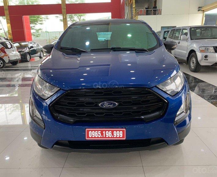 Bán chiếc Ford EcoSport 1.5AT 2018 siêu đẹp0