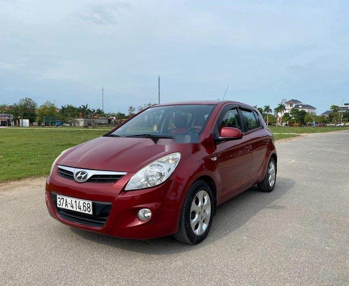 Cần bán xe Hyundai i20 sản xuất 2011, nhập khẩu còn mới0