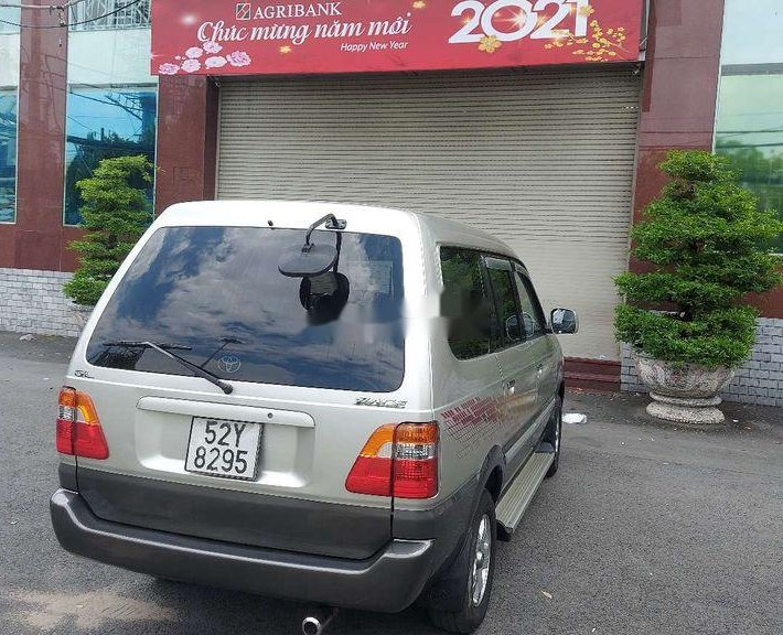 Cần bán xe Toyota Zace sản xuất 2006 xe gia đình, 255tr1