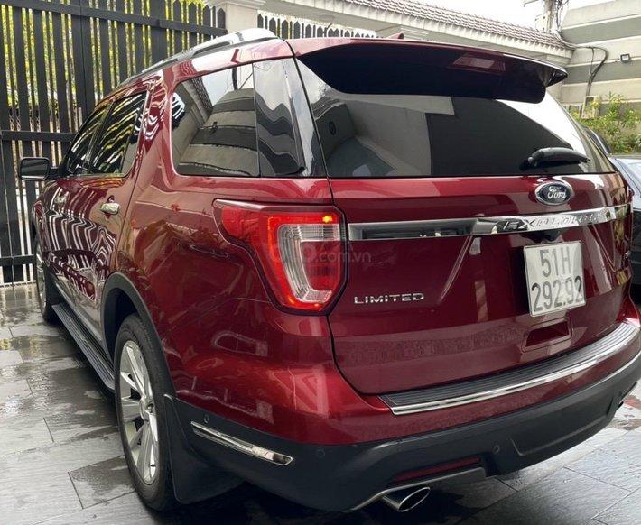 Bán For Explorer Limited sản xuất 2019, xe đẹp đi 19.308km, bao check hãng2