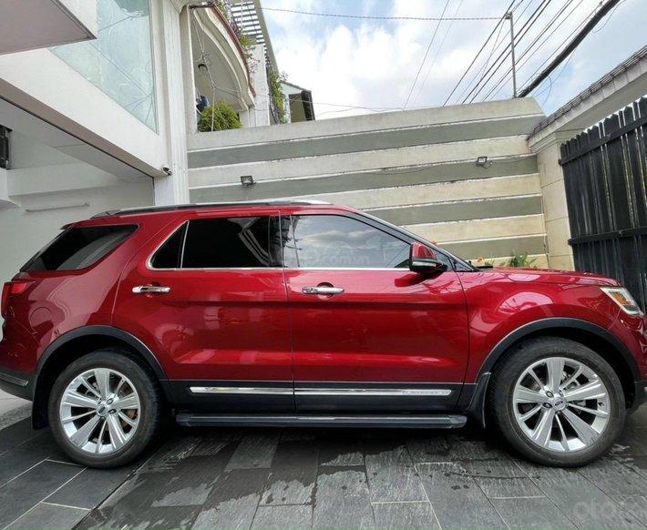 Bán For Explorer Limited sản xuất 2019, xe đẹp đi 19.308km, bao check hãng3