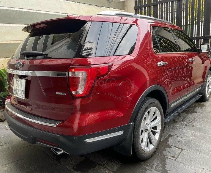 Bán For Explorer Limited sản xuất 2019, xe đẹp đi 19.308km, bao check hãng5