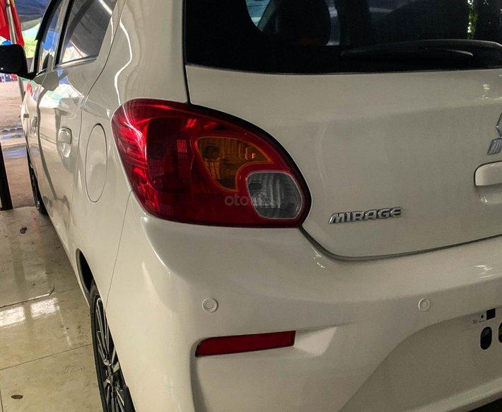 Bán ô tô Mitsubishi Mirage sản xuất năm 2017, màu trắng, giá tốt3