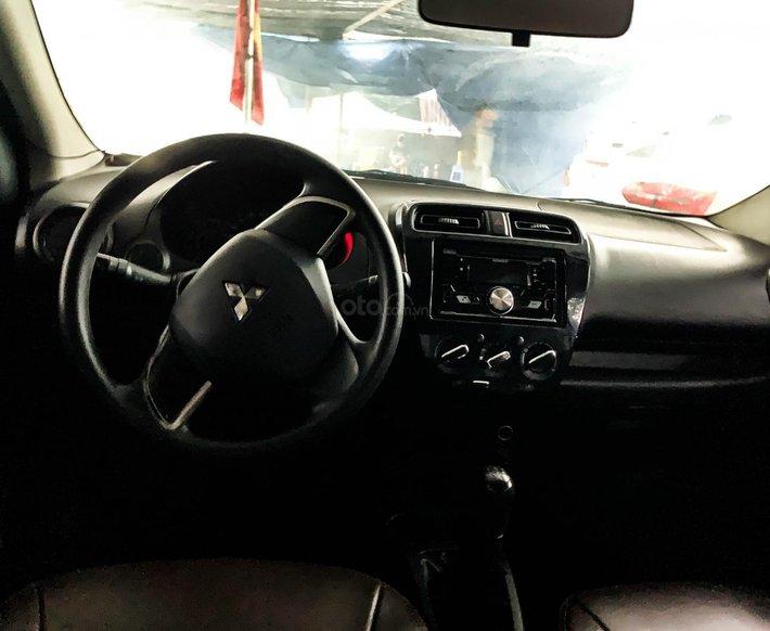 Bán ô tô Mitsubishi Mirage sản xuất năm 2017, màu trắng, giá tốt7
