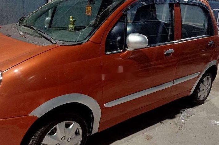 Cần bán Daewoo Matiz năm 2007, màu cam7