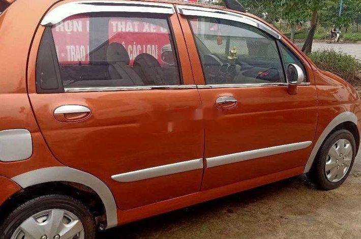 Cần bán Daewoo Matiz năm 2007, màu cam0