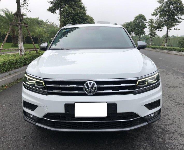 Volkswagen Tiguan All Space 2.0L Turbo 20170