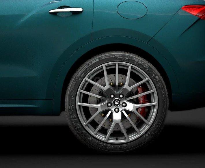 [Maserati Việt Nam] Maserati Levante 2021 SUV hạng sang đậm chất thể thao - tinh thần chiến binh của người Ý3