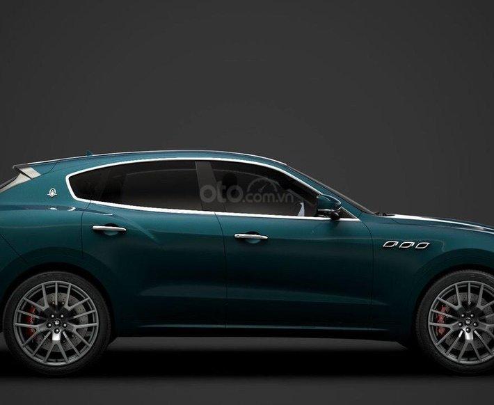[Maserati Việt Nam] Maserati Levante 2021 SUV hạng sang đậm chất thể thao - tinh thần chiến binh của người Ý12