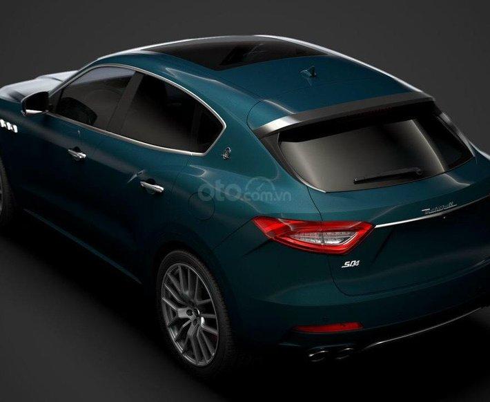 [Maserati Việt Nam] Maserati Levante 2021 SUV hạng sang đậm chất thể thao - tinh thần chiến binh của người Ý8