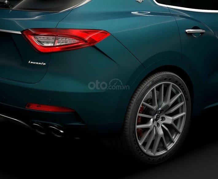 [Maserati Việt Nam] Maserati Levante 2021 SUV hạng sang đậm chất thể thao - tinh thần chiến binh của người Ý6