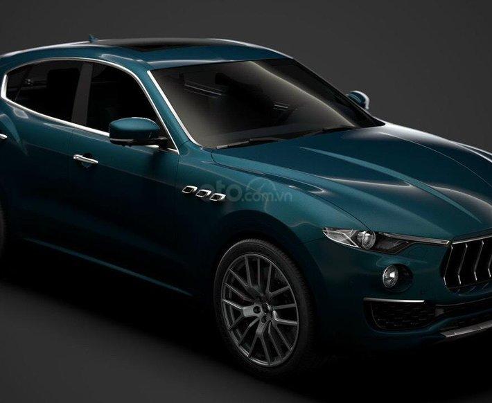 [Maserati Việt Nam] Maserati Levante 2021 SUV hạng sang đậm chất thể thao - tinh thần chiến binh của người Ý10