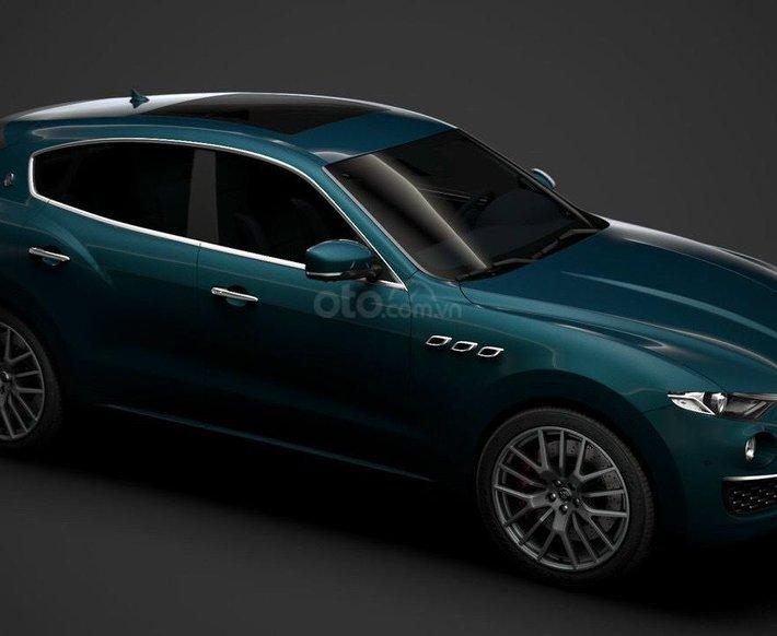 [Maserati Việt Nam] Maserati Levante 2021 SUV hạng sang đậm chất thể thao - tinh thần chiến binh của người Ý9