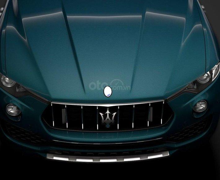 [Maserati Việt Nam] Maserati Levante 2021 SUV hạng sang đậm chất thể thao - tinh thần chiến binh của người Ý2