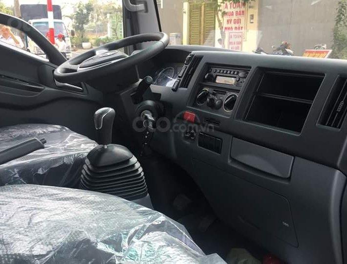 Xe tải JAC N200 cabin vuông 2t thùng dài 4,3m vào thành phố, KM bảo hiểm thân xe3