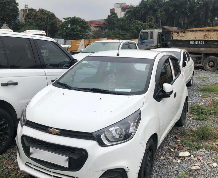 Ngân hàng bán đấu giá phát mại ô tô Chevrolet Spark Van, số sàn, năm sản xuất 20180