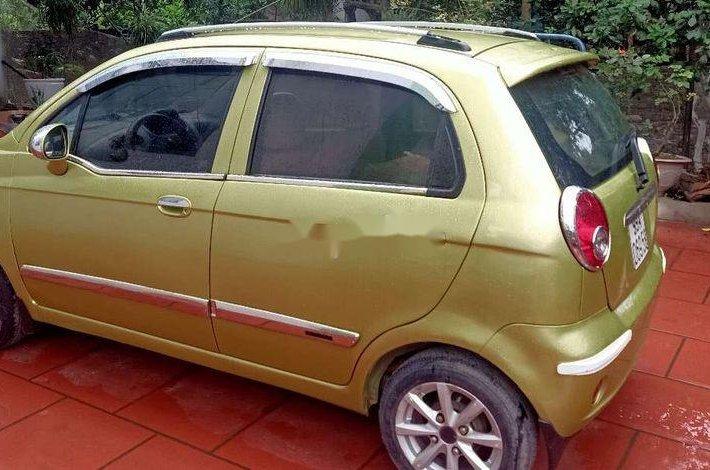 Bán ô tô Chevrolet Spark sản xuất 2009 còn mới giá cạnh tranh4
