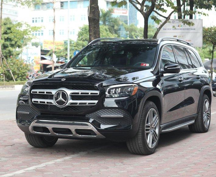 Bán xe Mercedes-Benz GLS450 3.0 4Matic mới 100%, năm sản xuất 20210