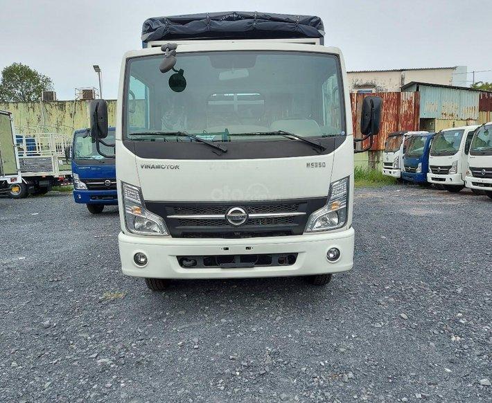 Xả hàng tồn xe tải Nissan N200 1t9 thùng dài 4,3m đời 20191