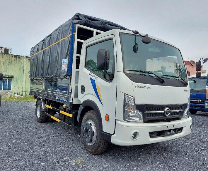 Xả hàng tồn xe tải Nissan N200 1t9 thùng dài 4,3m đời 20192