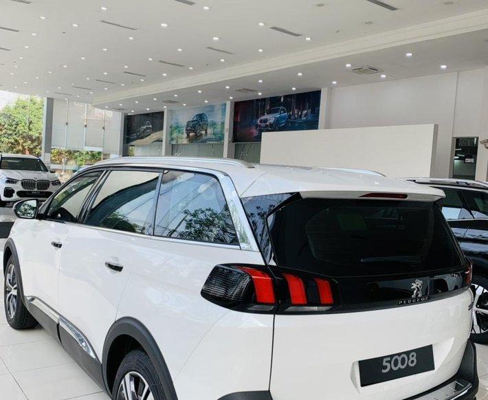 Peugeot Hải Phòng - Peugeot 5008 giá tốt nhất Hải Phòng - ưu đãi 150 triệu, tặng bảo hiểm vật chất0