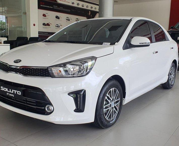 Kia Soluto - Xe to nhưng giá nhỏ - Tặng bảo hiểm thân vỏ - trả trước chỉ từ 74 triệu3