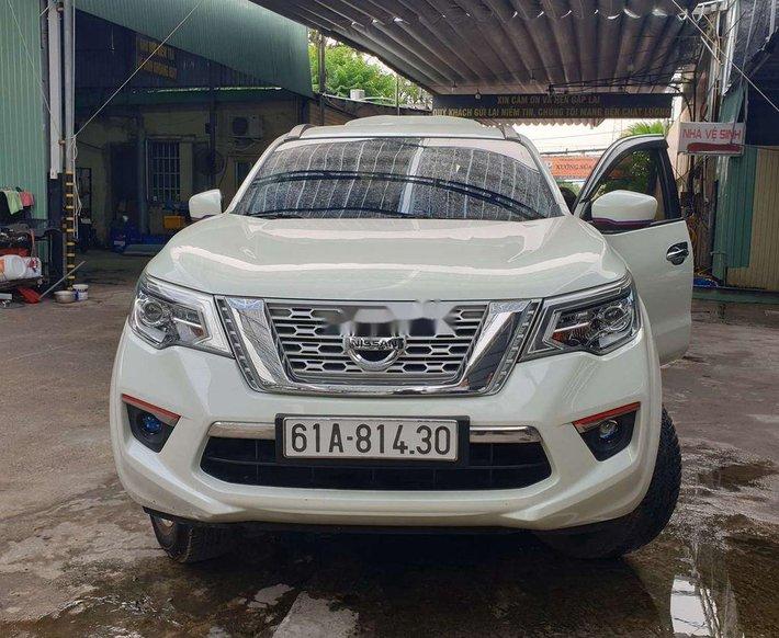 Cần bán xe Nissan Terra năm sản xuất 2019, màu trắng1
