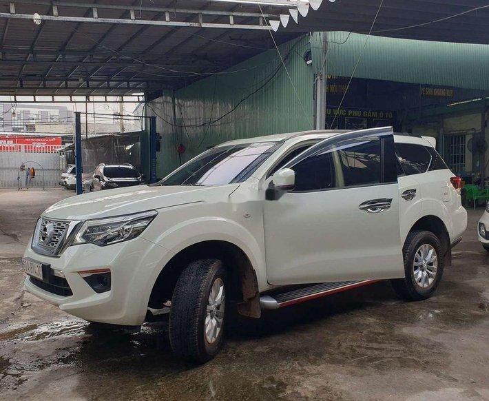 Cần bán xe Nissan Terra năm sản xuất 2019, màu trắng2