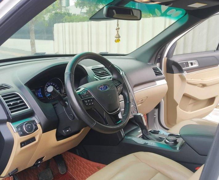 Ford Explorer 2.3 Ecoboost 2016 còn rất mới, trang bị cực kì nhiều đồ chơi2