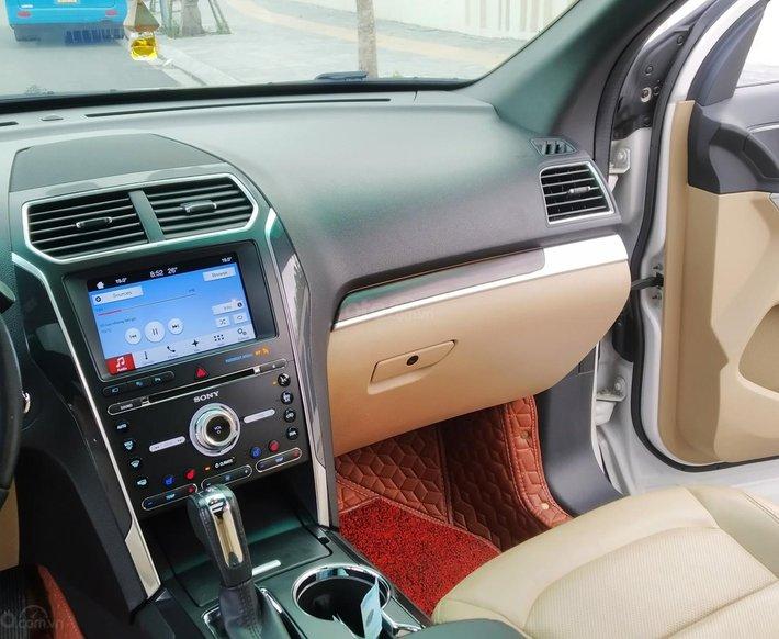 Ford Explorer 2.3 Ecoboost 2016 còn rất mới, trang bị cực kì nhiều đồ chơi9