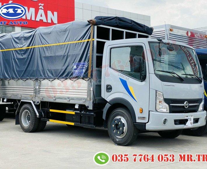 Xe tải 3 tấn 5 cũ thùng 4m3, gộp ngân hàng góp tiếp còn 100 triệu0