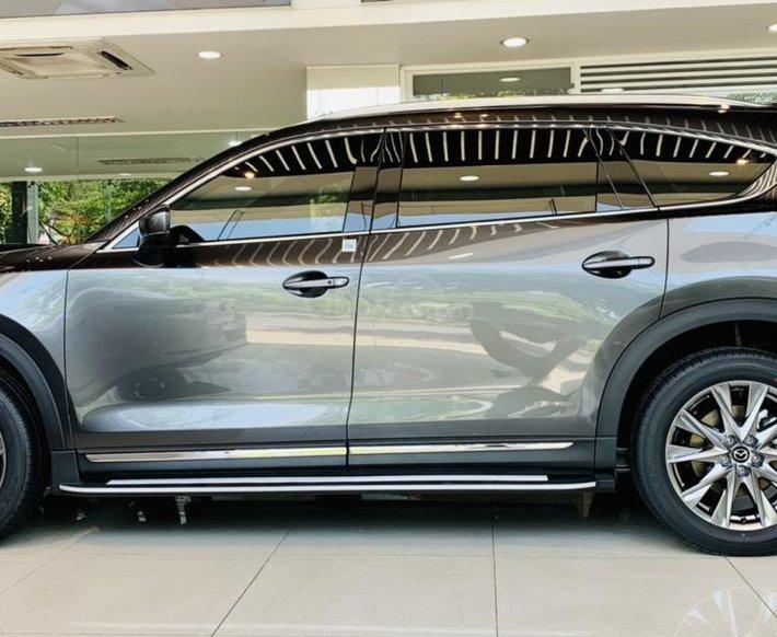 [Mazda Thảo Điền] new Mazda CX8 - ưu đãi lên đến 70tr - tặng gói nâng cấp trị giá 50tr - hỗ trợ trả góp đến 80% - 90%1