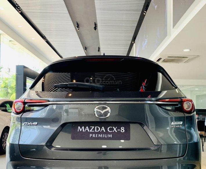[Mazda Thảo Điền] new Mazda CX8 - ưu đãi lên đến 70tr - tặng gói nâng cấp trị giá 50tr - hỗ trợ trả góp đến 80% - 90%4