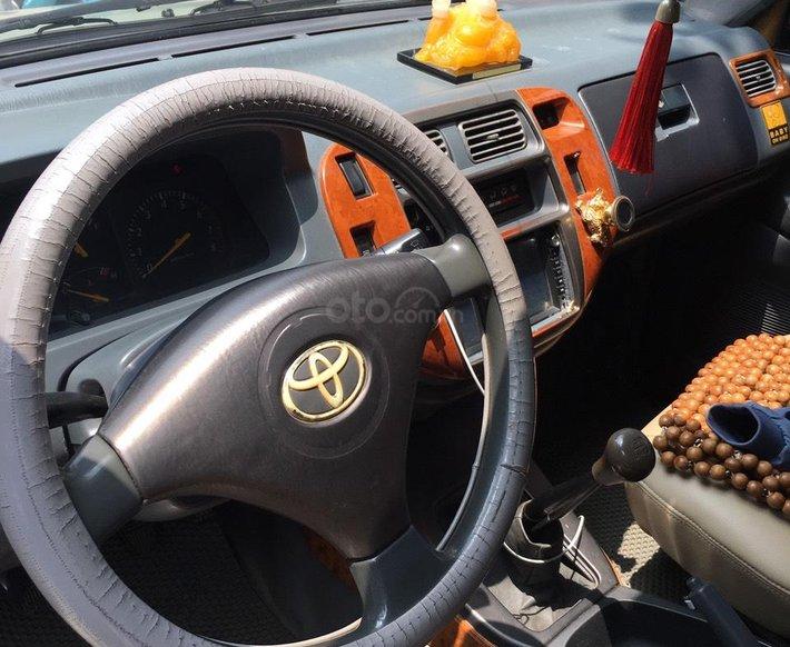 Bán Toyota Zace năm sản xuất 2005, giá cạnh tranh8
