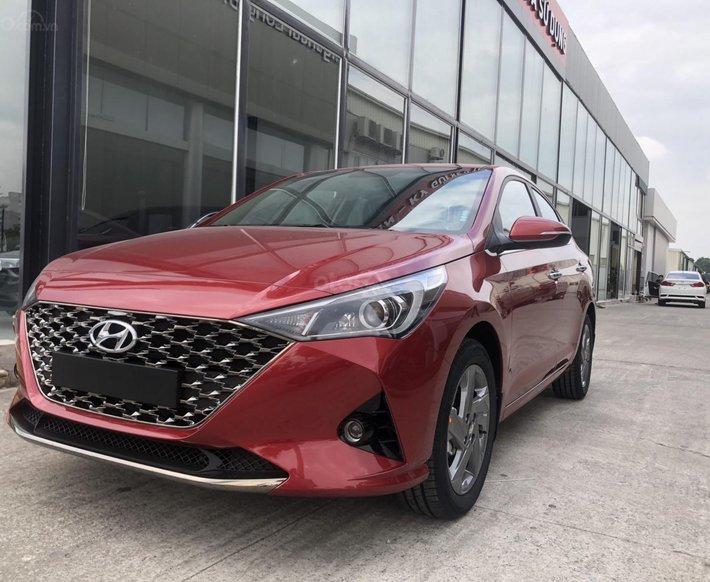 Hyundai Accent 2021 đủ màu, trả góp 90% báo giá tốt nhất0