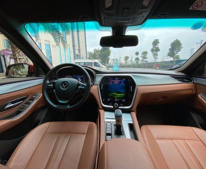 Đức Anh Vinfast cần bán Vinfast Lux SA 2.0L màu xám giao ngay, xem xe Gò Vấp6