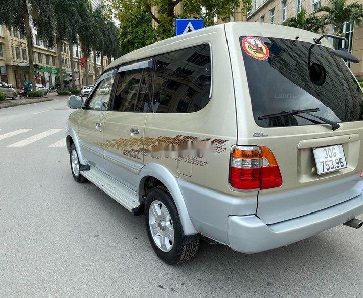 Bán Toyota Zace năm sản xuất 2004 còn mới5