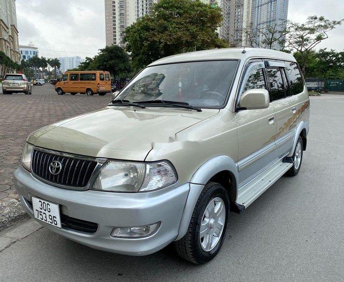 Bán Toyota Zace năm sản xuất 2004 còn mới0