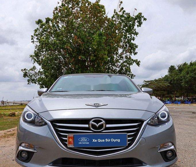 Bán xe Mazda 3 năm 2016 còn mới, 505tr0